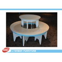 Retail Store Gondola Display Table