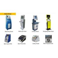 Buy cheap Professional Solution Supplier Self Service Kiosk Terminal Machine Used For Bank from wholesalers