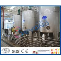 ISO CE SGS Uht Milk Processing Plant With 250ml Aseptic Pouch Filling Machine