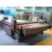PE EVA Foam Packing Automatic Flatbed Digital Cutting Plotter Machine