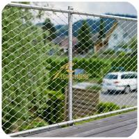 Cheap Anping high quantity SS Rope Wire Mesh wholesale