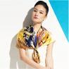 Cheap Customizable 50*120 cm Printed Pure Silk Ladies Neck Scarves for Fashion, Uniform wholesale
