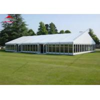 China Water Proof Outdoor Event Tent , Trade Show Tent For Exhibitions In Thailand wholesale