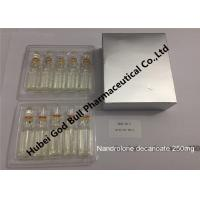 China Nandrolone decanoate 400mg/ml 1ml/vial genuis quality steroid injection wholesale