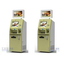 Cheap Custom Multifunction Self Service Kiosk With Photo Printing / Cash Acceptor wholesale