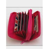 Cheap sell Leather Womens Wallet Mini Organizer Coin Purse Expandb 8560 wholesale