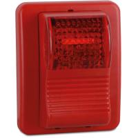 Cheap Fire Alarm Systems Conventional Sounder Strobe compatible with All Conventional Fire Alarm Panels wholesale