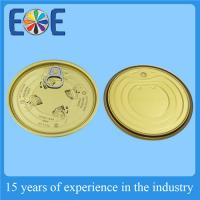 Cheap Food Can Easy Open Can Lids 401# 99mm For Metal Steel Easy Open Lid wholesale