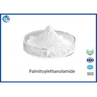China Medical Pea Palmitoylethanolamide Powder , CAS 544 31 0 Natural Pain Killers wholesale