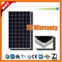 Cheap Best selling 250w mono-crystalline silicon solar panel wholesale