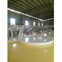 China Fireproof Clear PVC Inflatable Indoor Party Tent For Exhibition / School wholesale