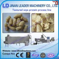 Cheap Easy operation tvp textured soya protein food making machine wholesale
