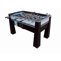 China High Quality 5FT Football Table Wood Soccer Table With Counterbalanced Players wholesale
