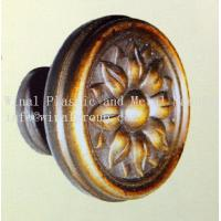 Cheap Diameter 41*H23,antique carve cabinet knob,,zinc alloy,iron,size & finish as per request. wholesale