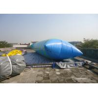 1.0MM PVC Tarpaulin Inflatable Water Fun , Inflatable Water Blob For Water Play Equipment