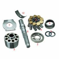 Cheap Low Noise Iron Piston Pump Spare Parts With Ball Guide For A4VSO Pump wholesale