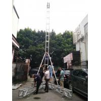 Buy cheap 6m  Height Screw Aluminum Line Array Speaker Truss System for Sounds from wholesalers
