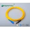 Cheap SC/UPC-ST/UPC SM SX Fiber Optic Patch Cords with high return loss wholesale