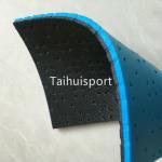China Water Resistance Turf Pad Lawn Shock Pad Underlay Vertical Deformation Ball Rebounce wholesale