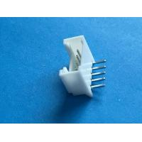 JVT 2.5mm Pitch Wafer for PCB Board Electrical Connectors in White Color With DIP Type