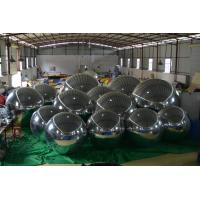 Cheap Charming Patent Inflatable Marketing Products Mirror Balloons For Decoration wholesale
