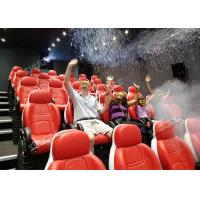 Buy cheap Deeply Immersion 5D Cinema Equipment With Electric Cylinder System from wholesalers
