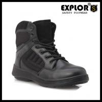 Cheap 2014 New Black Lightweight Military boots Duty Combat Boots desert boots with steel toe wholesale