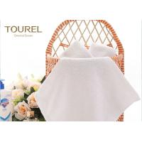 China Promotional Solid Rectangle Face 100 Cotton Washcloths For Home And Hotel wholesale