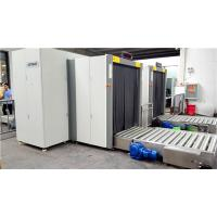 Sealed Security Scanning Equipment , X Ray Machine At Airport Security With CE Certification