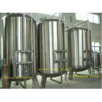 Buy cheap Commercial Pure / Drinking Water Treatment Systems 1000L - 30000L from wholesalers