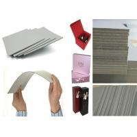 Buy cheap Folding Resistance Smooth Carton Gris Gray Paperboard Wholesale Price from wholesalers
