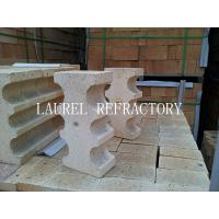 Wholesale Special Shape Refractory High Alumina Clay Bricks For Fireplace from china suppliers