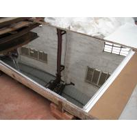 China Building Mirror Polish Stainless Cr Steel Sheet Excellent Forming / Weldability wholesale
