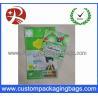 Printing OPP Plastic Custom Packaging Bags Environmentally Friendly For Bookmark