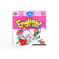 Cheap kid talking pen with English I like books for learning ABC wholesale