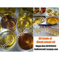 China Mixed Blend Injectable Anabolic Steroids Oil Anomass 400 , Legal Injectable Steroids wholesale