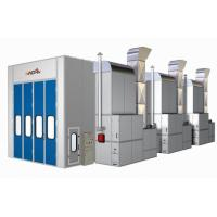 Cheap 70mm Insulations EPS Heat Spraying And Baking Portable Industrial Spray Booths wholesale