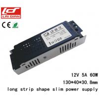 Long Strip LED Power Supply Constant Current5A 47~ 63HZ Output Frequency
