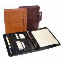 Cheap Leather Business Supplies Hot Sales Variety Padfolio wholesale