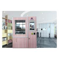 Buy cheap Anti Theft Large Capacity Outdoor Vending Machines For Wine With Coin Bill Card Payments from wholesalers