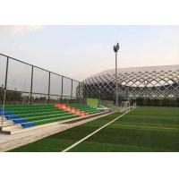 China Football Match Permanent Grandstands Angle Frame Optional Handrail wholesale