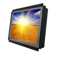 High Efficiency Sunlight Readable LCD Monitor , Rugged Touch Screen Monitor