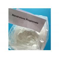Nandrolone Propionate White Crystalline Powder Long Lasting Muscle Gain CAS 7207-92-3