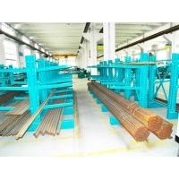 Cheap Cold Rolling Steel Cantilever Racking System For Particular Business / Product Line wholesale