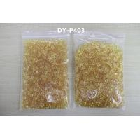 China DY-P403  Polyamide Hot Melt Adhesive for Bonding Material For Package , Textile , Plastic , Metal wholesale