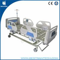 Cheap ABS Handrails With Embedded Operator Medical Hospital Beds , Nursing Control Panel wholesale