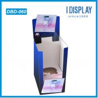 Cheap kity cardboard display dump bins rack for books wholesale