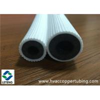 Cheap Refrigerator Insulation Pipe Wrap , High Performance Air Condition Heating Pipe Covers wholesale