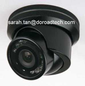 Bus Surveillance CCD Cameras, Vehicle IR Day/Night Mini Exterior Side-view Camera