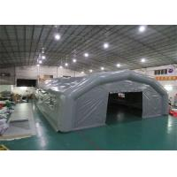 Buy cheap Custom 21m Outdoor Marquee Tent Large Airtight Inflatable Tent for Event from wholesalers